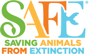 Saving Animals From Extinction logo