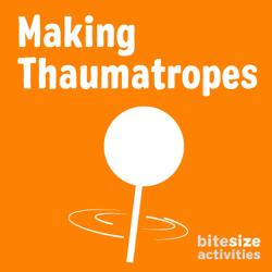 Making Thaumatropes