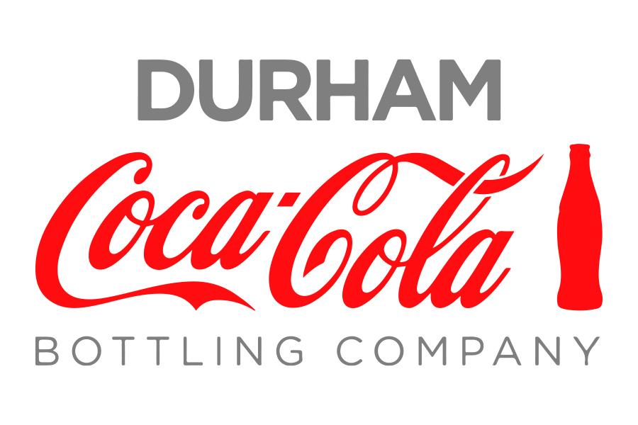 Durham Coca Cola logo