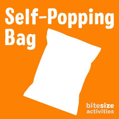 self-popping bag