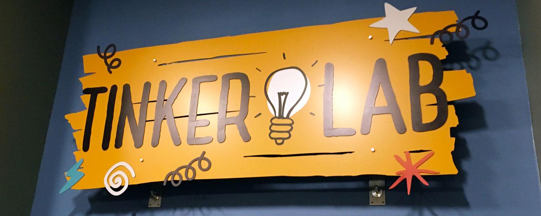 TinkerLab header image
