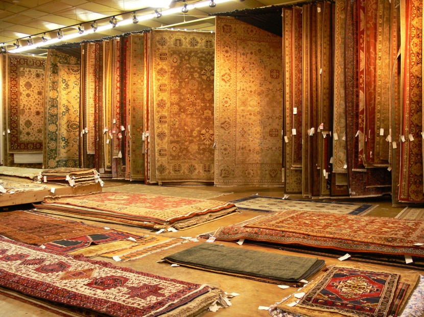 Area Rugs Are Also Practical