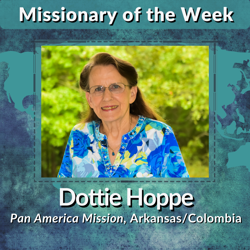 Missionary of the Week