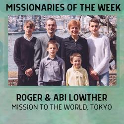Missionaries of the Week
