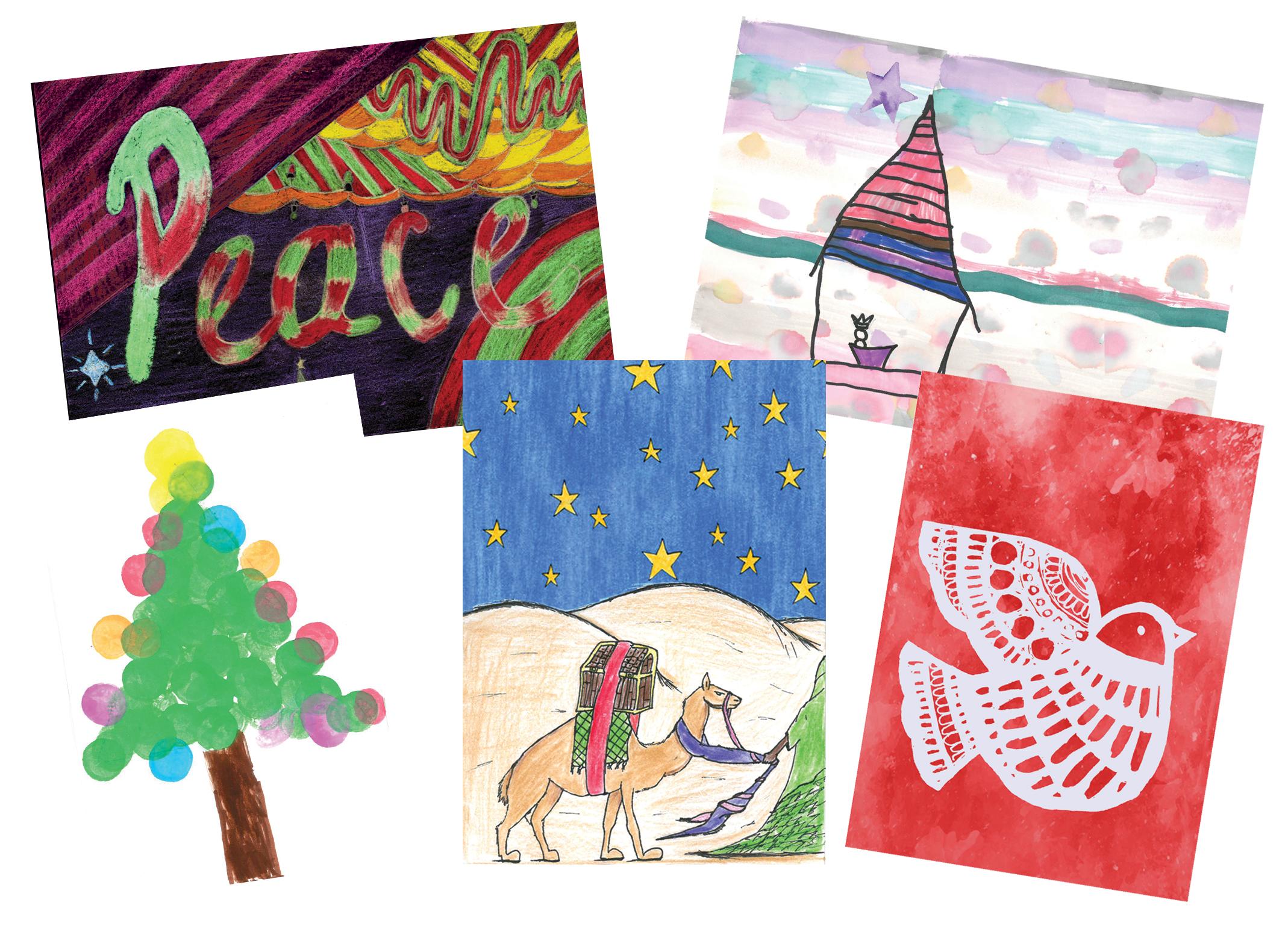 Jubilee Christmas Cards