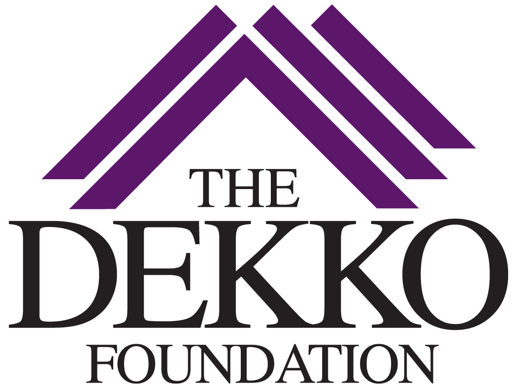 The Dekko Foundation Logo
