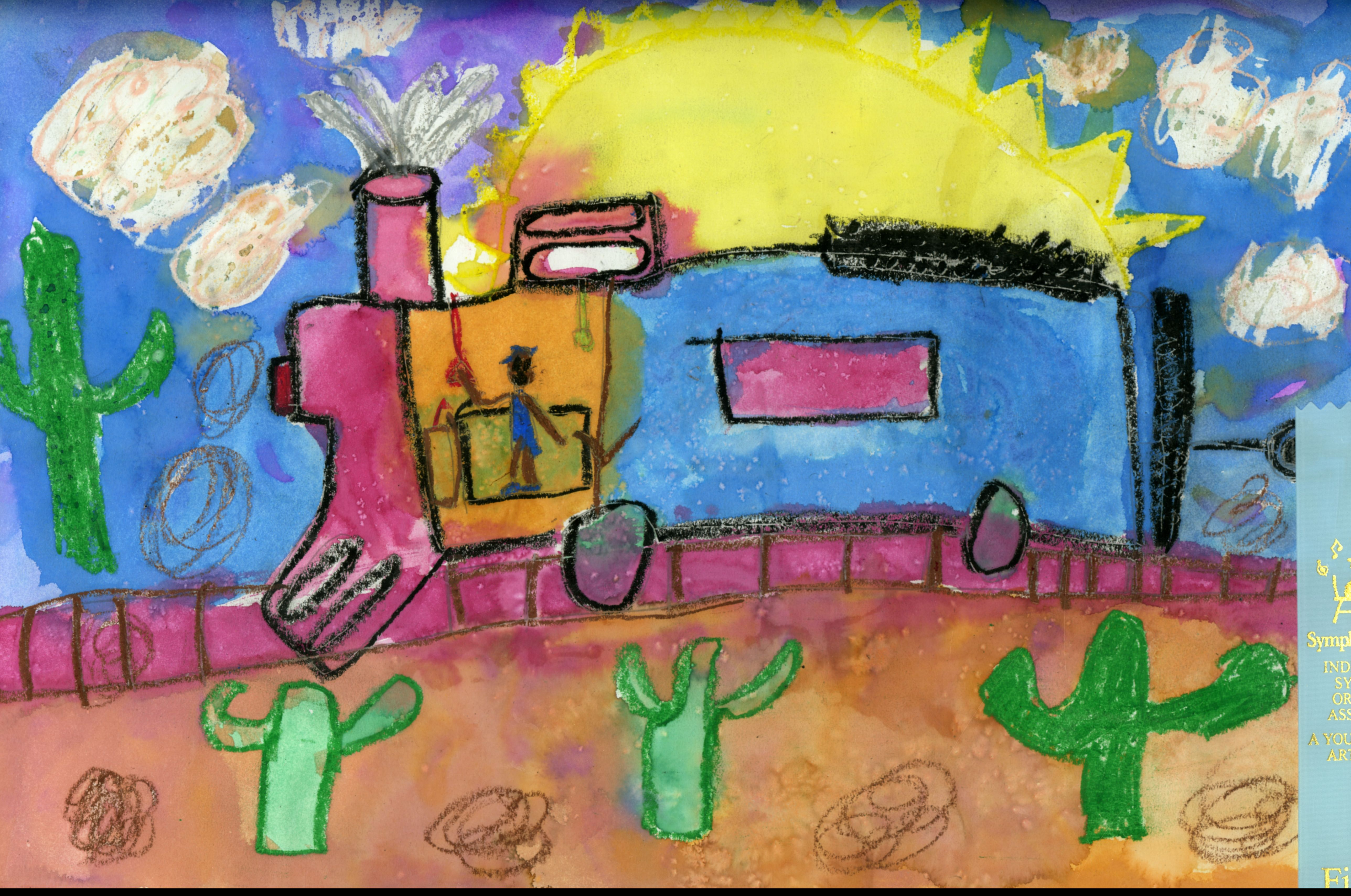 Esley McClung | Finalist | Frances Slocum Elementary School | Marion | Third Grade