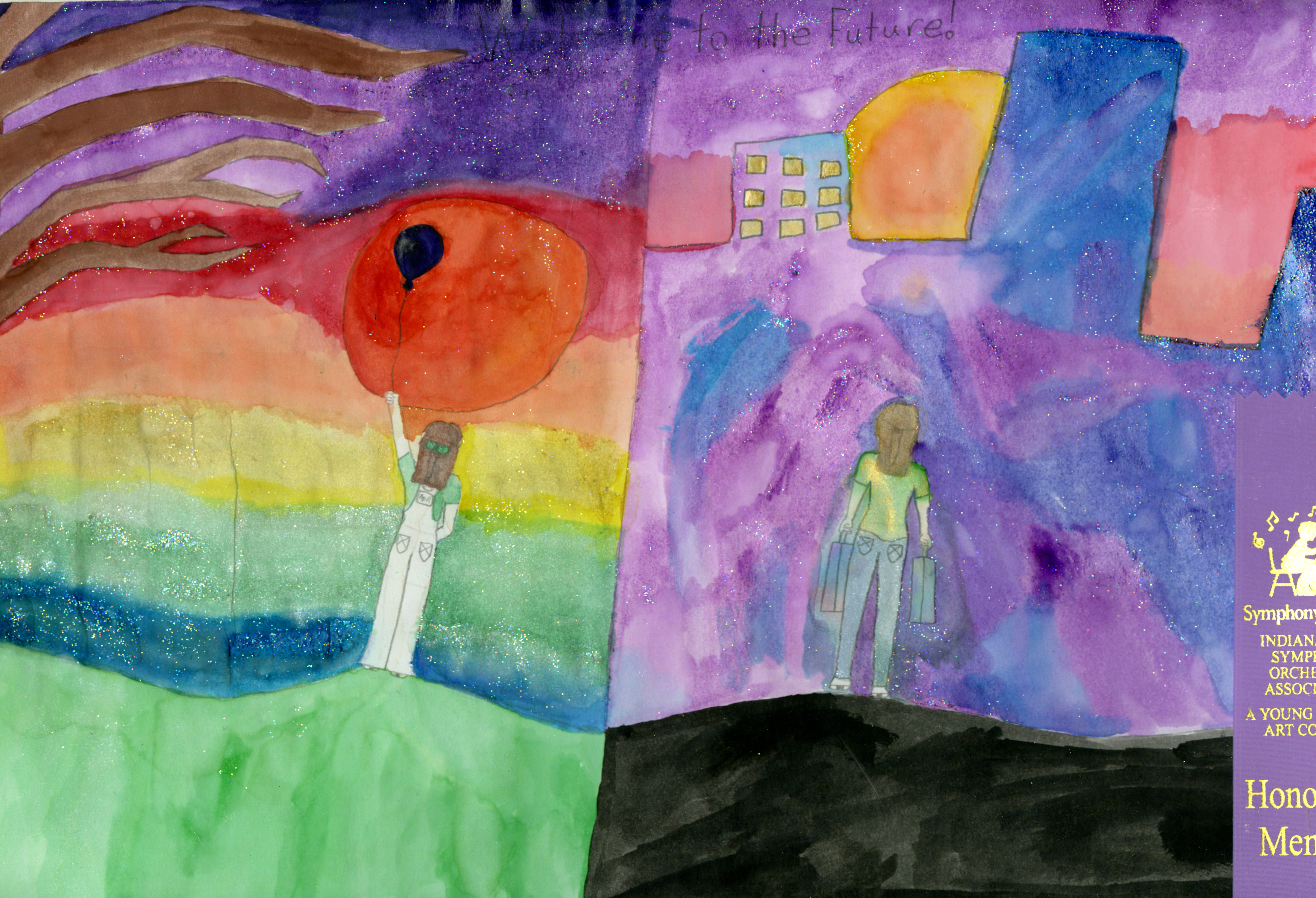 Heaven Konkle | Honorable Mention | Lakeview Christian School | Marion | Sixth Grade