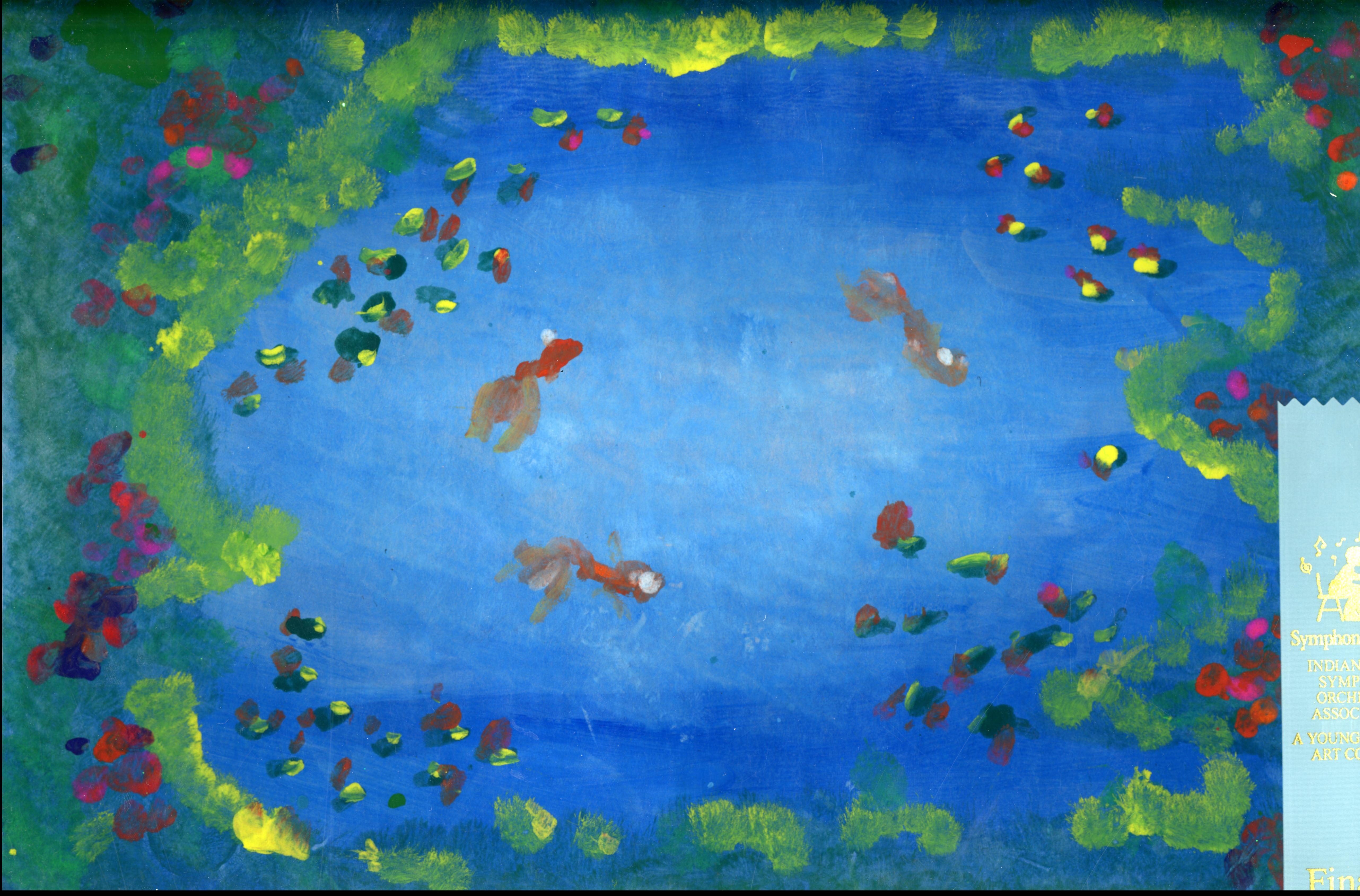 Jalen Scott | Finalist | Harrison Art Club | Swayzee | Fifth Grade