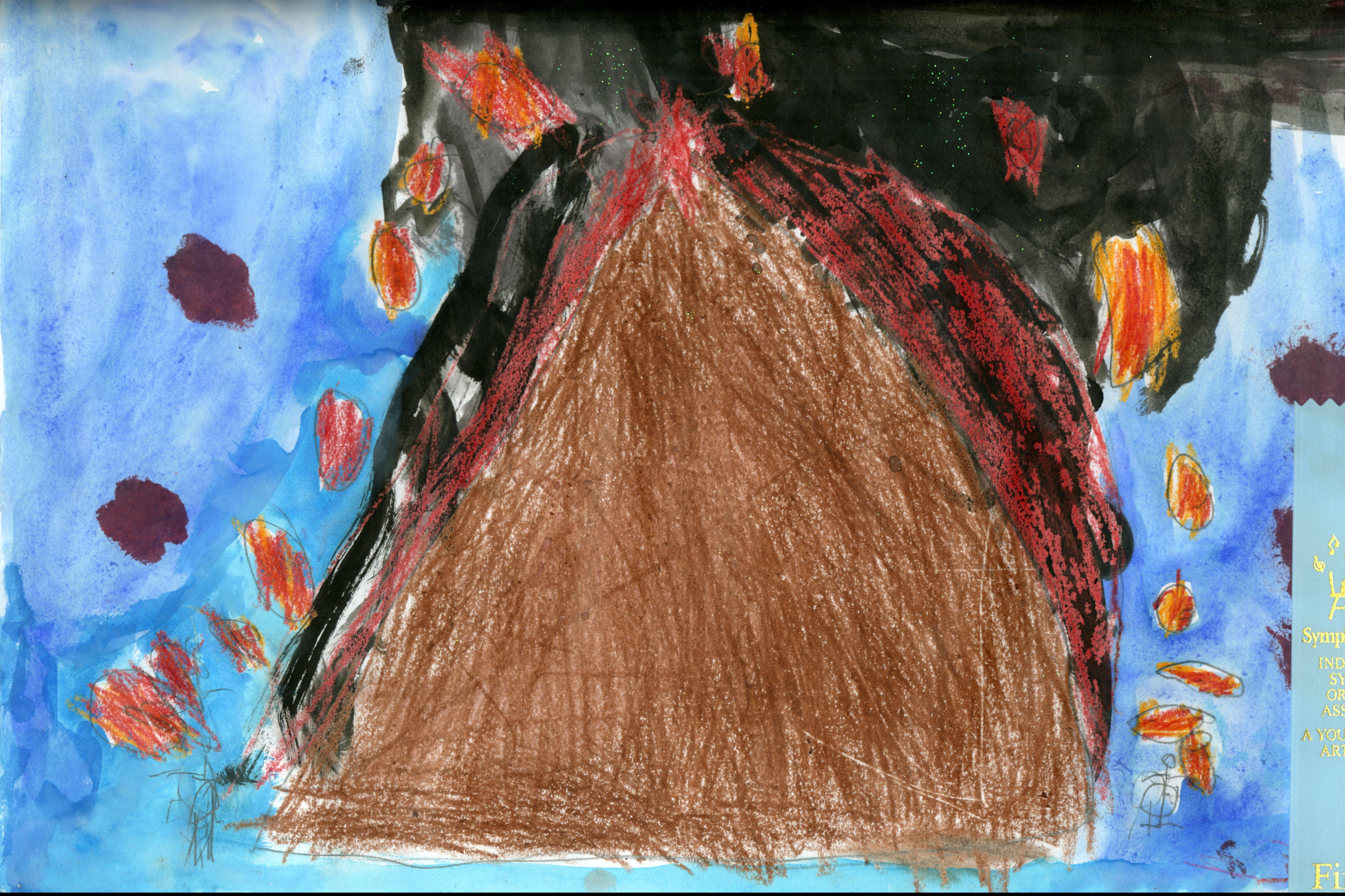 Levi Uncapher | Finalist | Park Elementary School | Fairmount | Third Grade