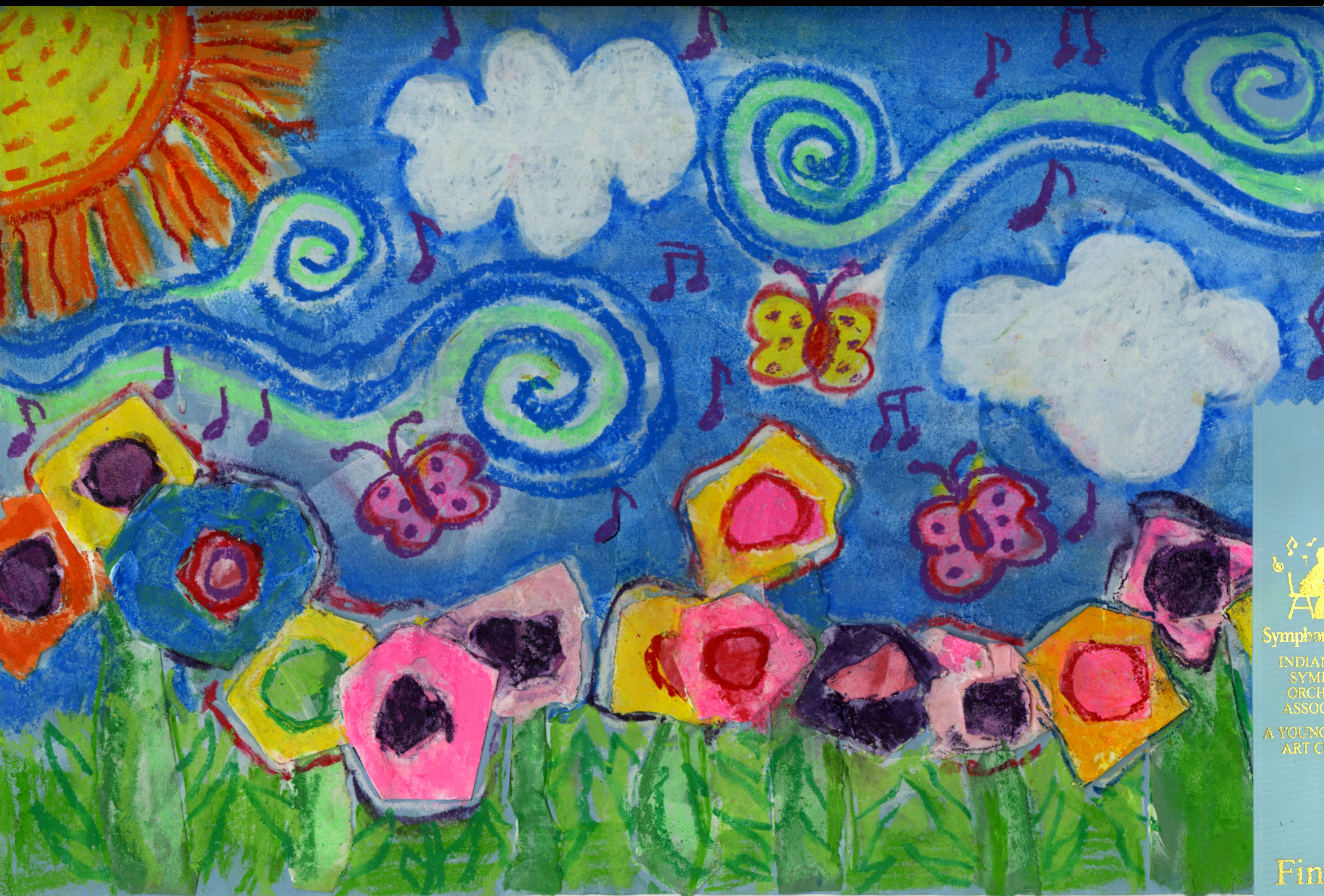Verra Witt | Finalist | Charles L. Smith Fine Arts Academy | Martinsville | Second Grade