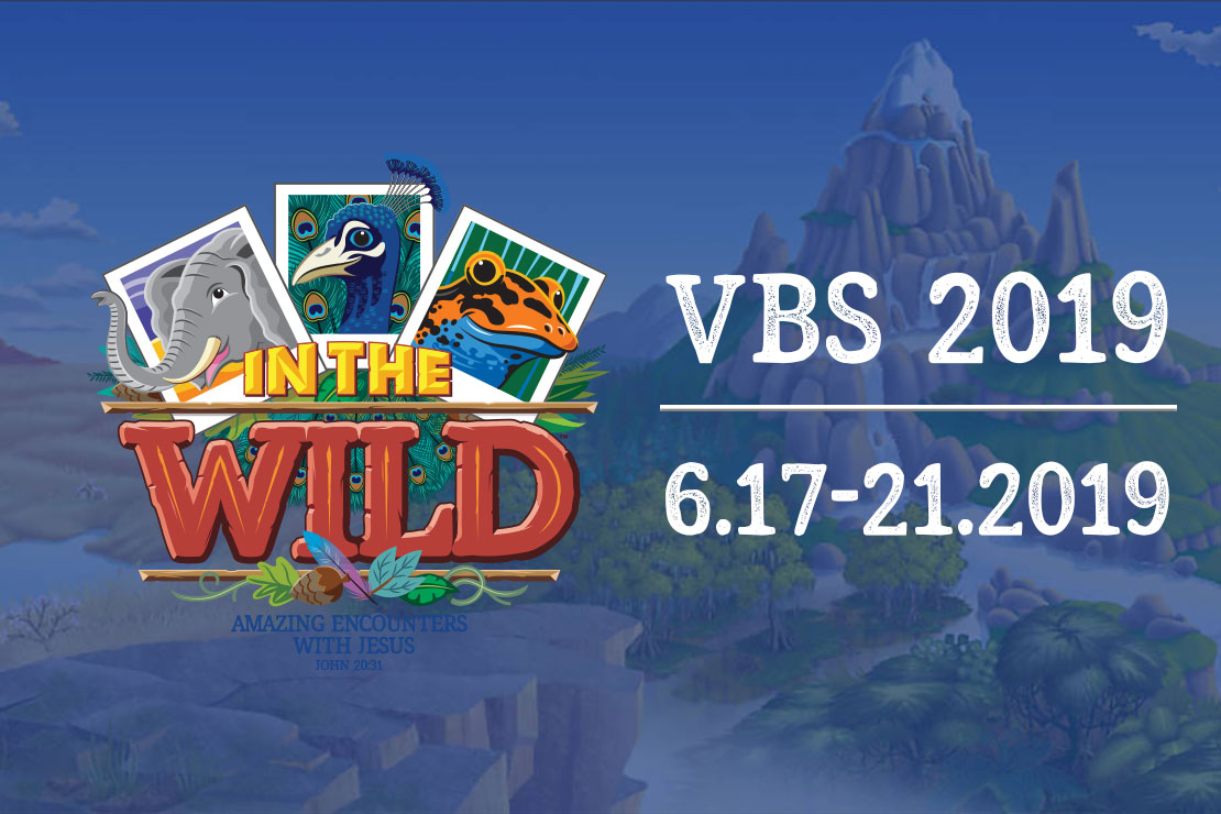 VBS 2019 Is Coming!