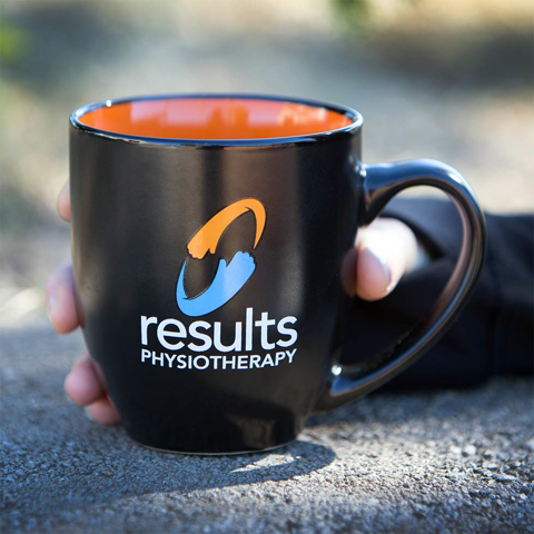Results Coffee Cups - 4 Pack