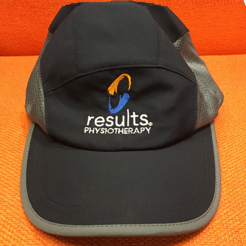 Results Runners Cap