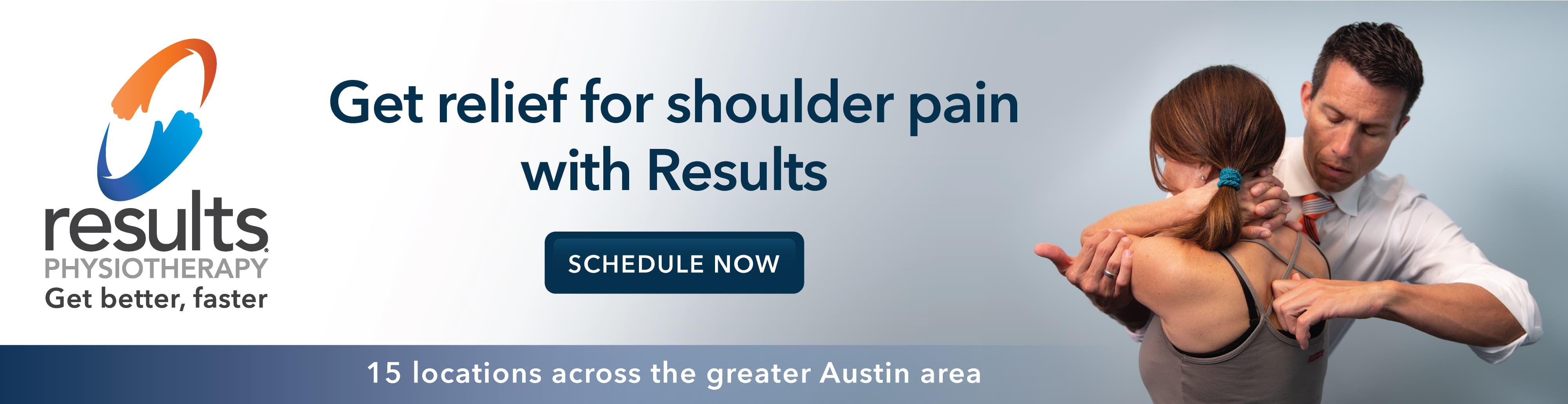Austin Shoulder Pain Physical Therapy Treatment - Results Physiotherapy