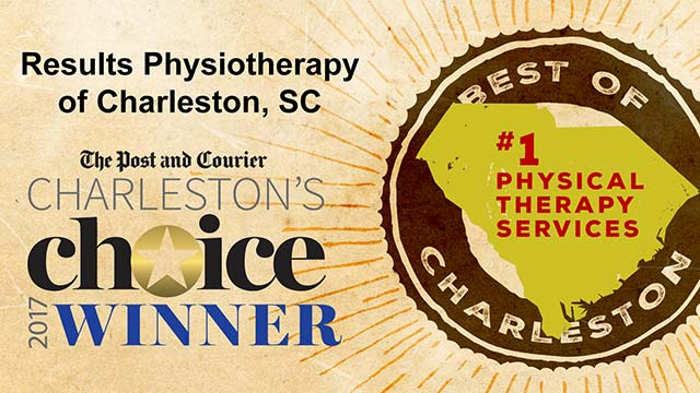 Charleston Choice - Best of Charleston - Physical Therapy Services