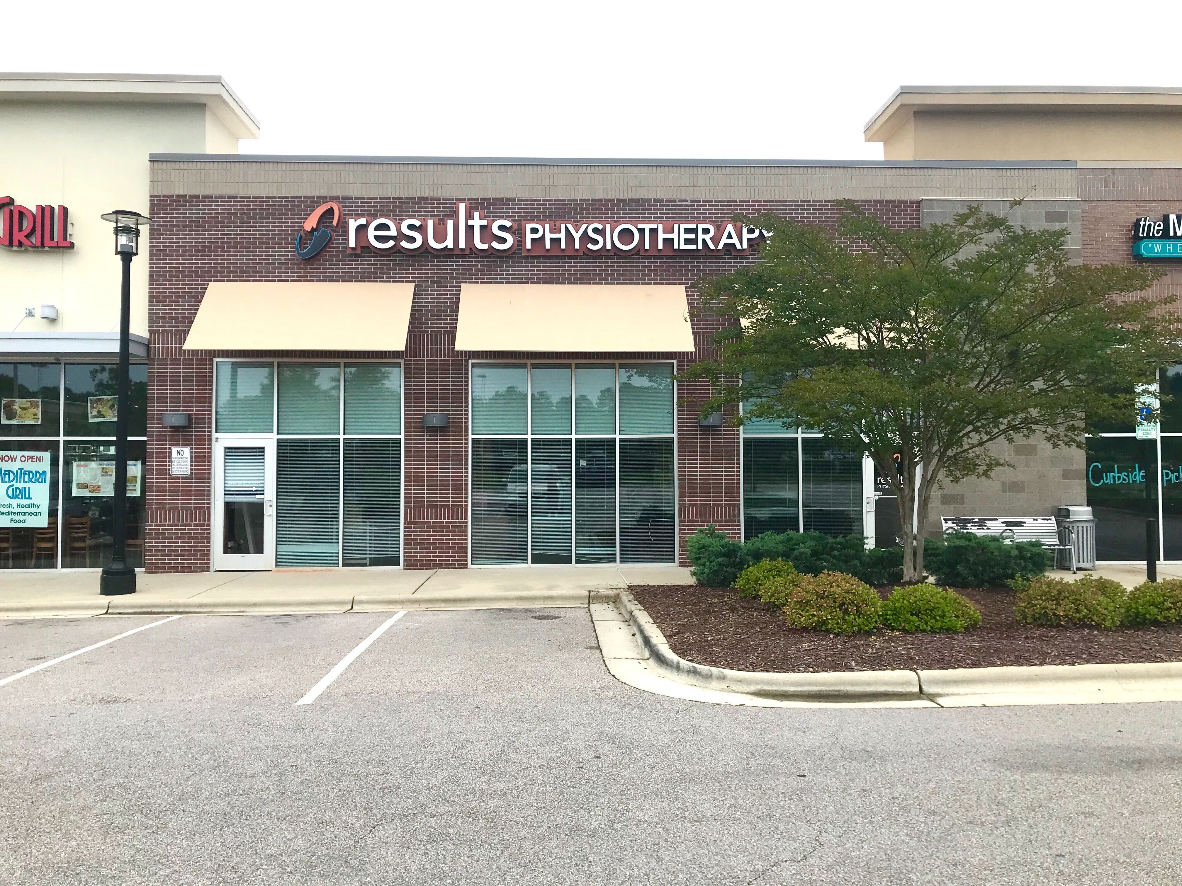 Results Physiotherapy Holly Springs Nc Physical Therapy