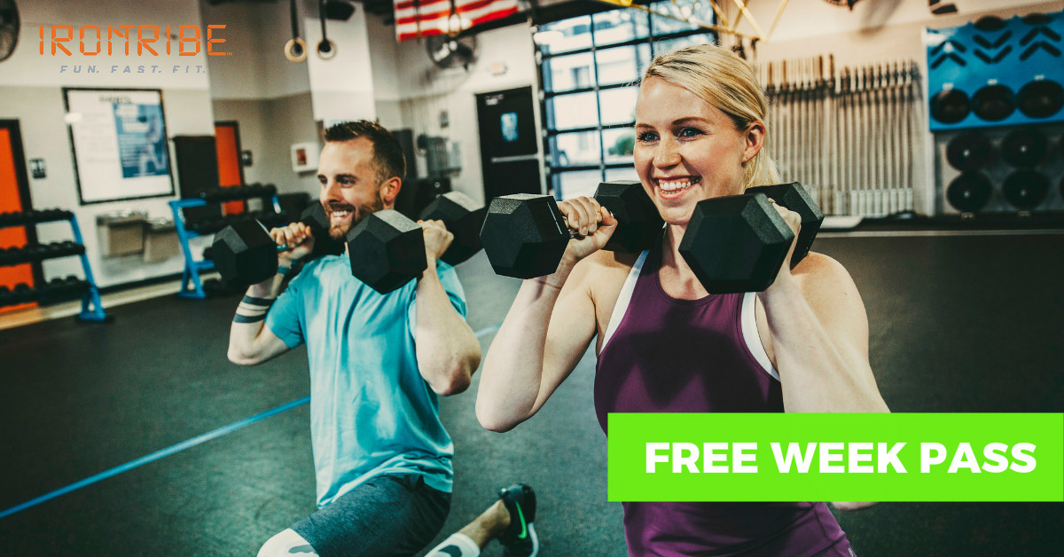 IronTribe free one week offer - Results Physiotherapy of Nashville, TN East