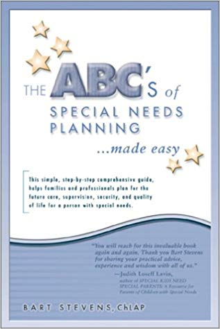 ABCs of Special Needs Planning book