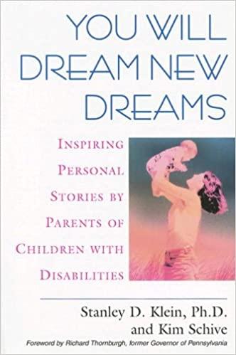 You Will Dream New Dreams book cover