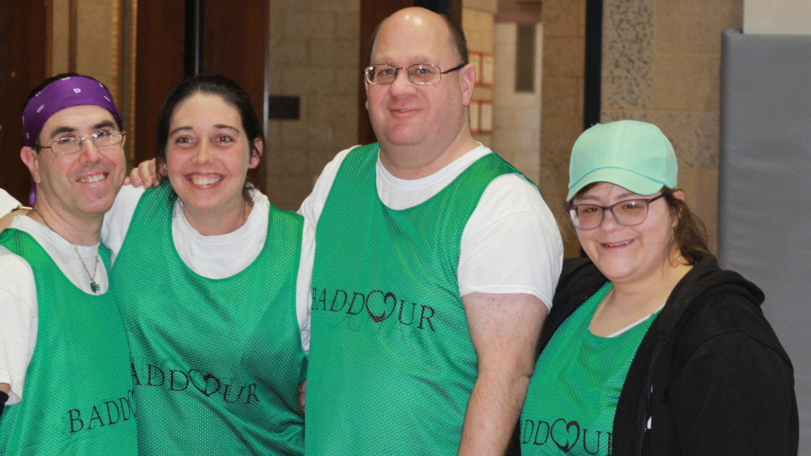 Special Olympics at The Baddour Center