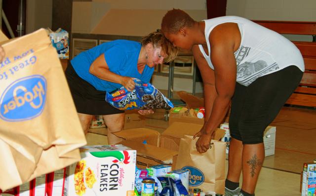 Memphis Food Bank Donations