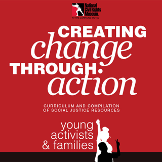 Create Change Through Action