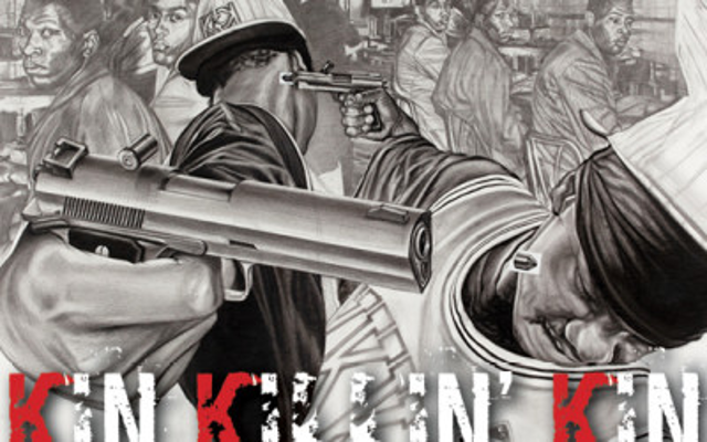 hip hop and violence The social significance of rap & hip-hop culture  the fact is, this country was in love with outlaws and crime and violence long before hip-hop25 specifically,.