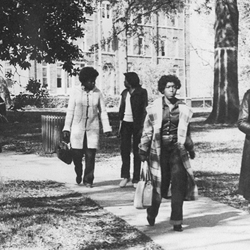 Students on Campus -- 1980, ©Andrew Feiler