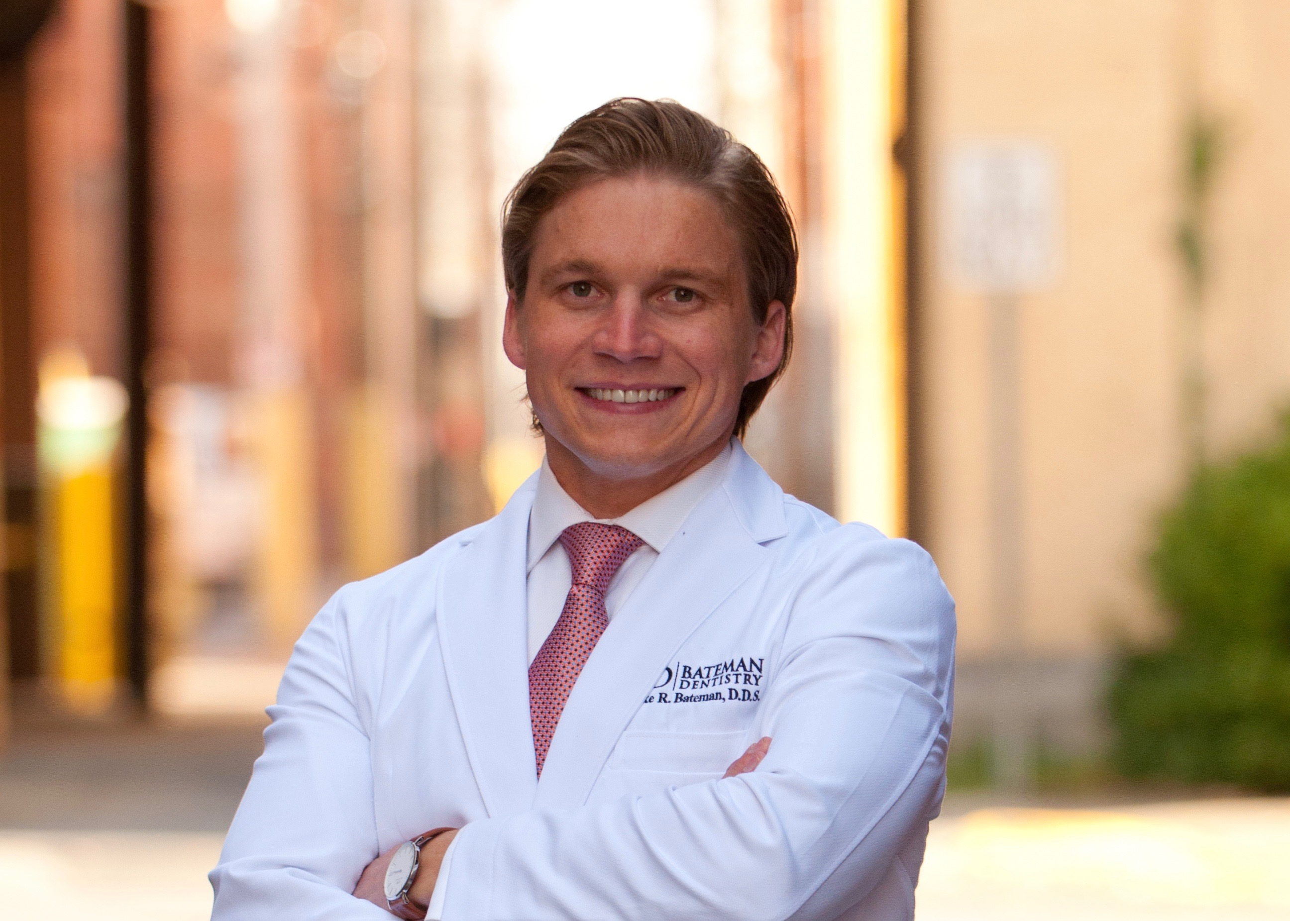Dr. Jake Bateman | Kingsport Dentist