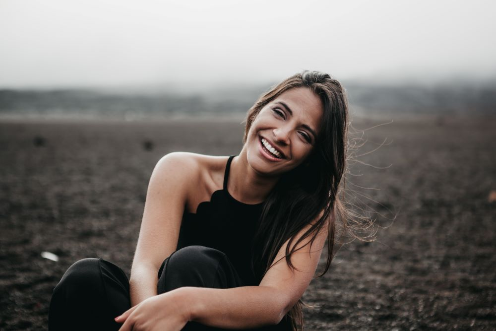 Picture of Person Smiling