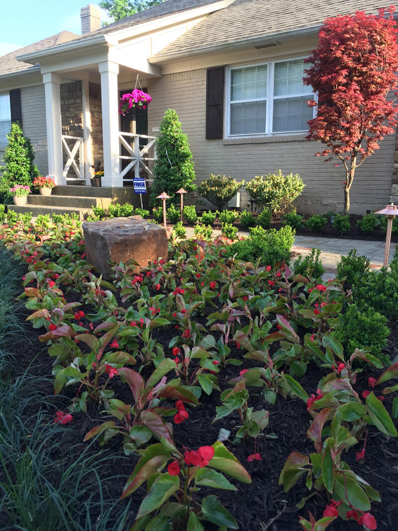 Memphis landscaping design company