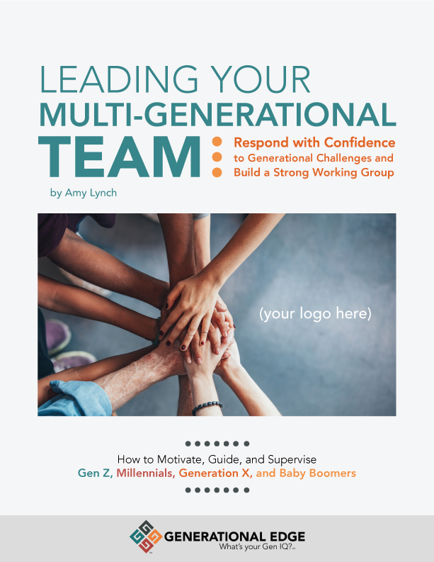 Leading Your Multigenerational team