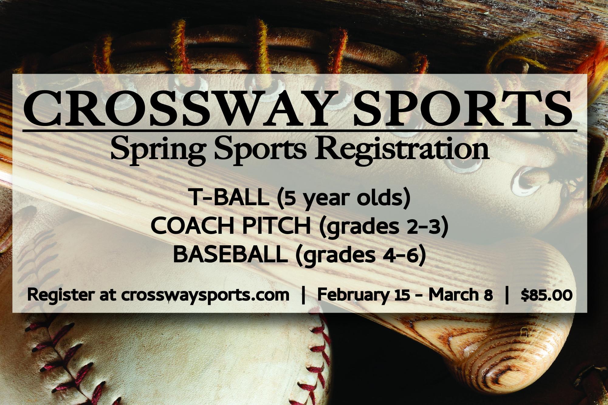 Crossway Baseball
