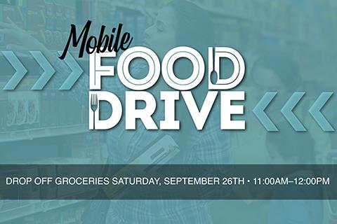 Mobile Food Drive