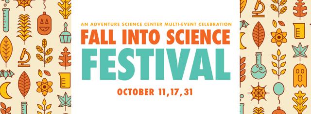 Fall Into Science Festival