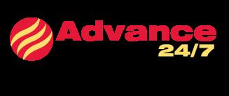 Advance Financial Logo