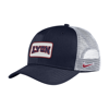 Navy Patch Nike Hat