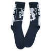 Navy Lyon Socks