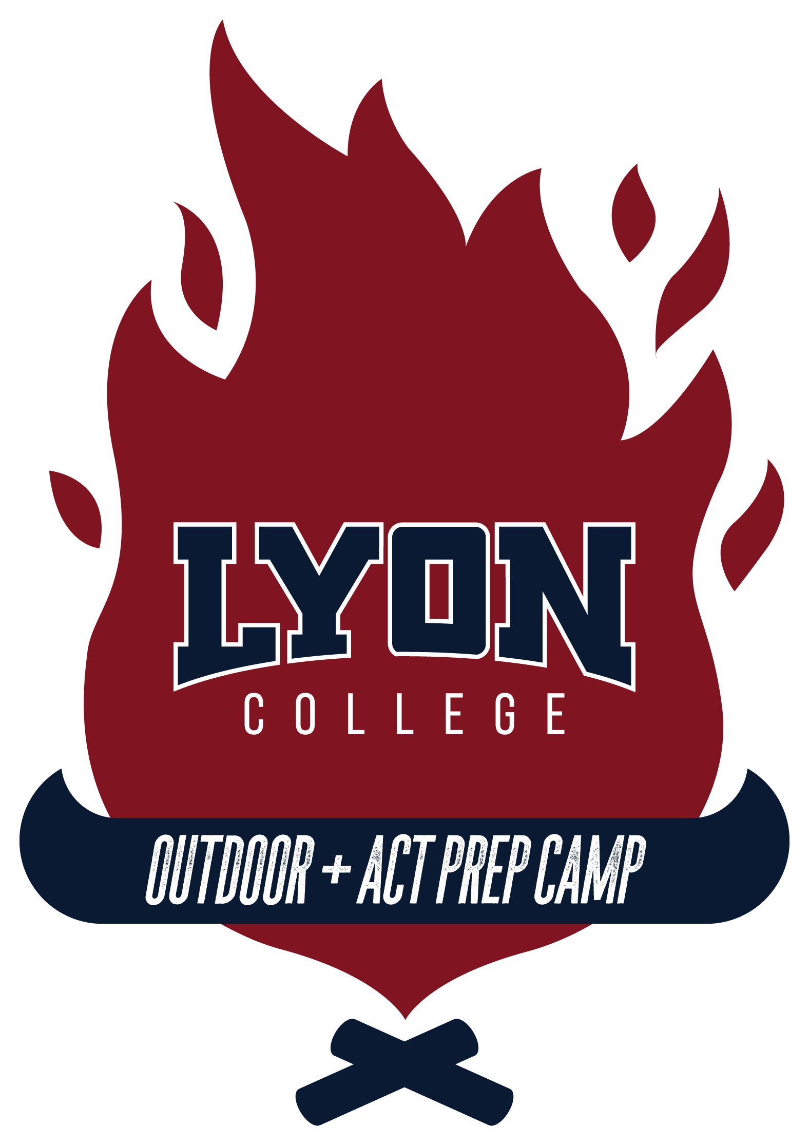 Lyon College ACT Prep Camp Logo
