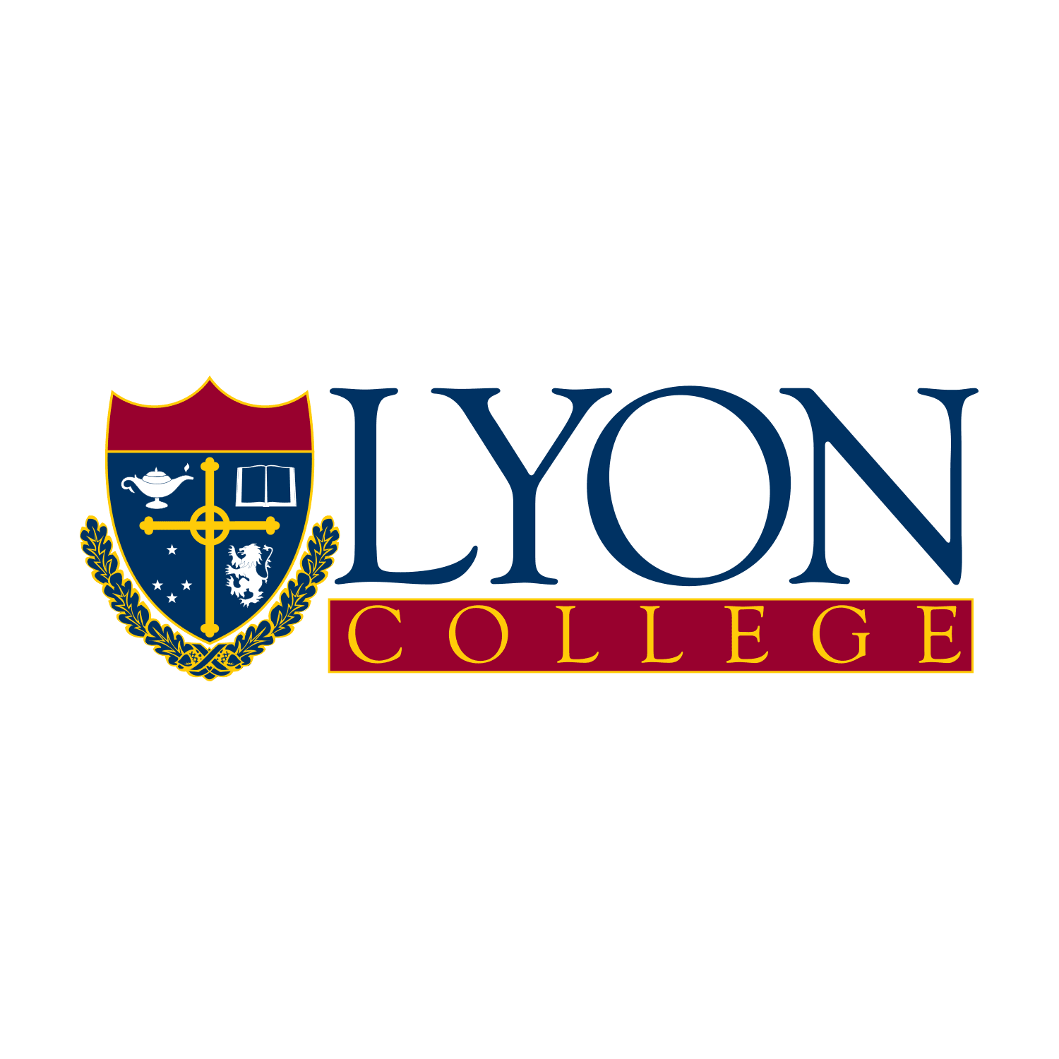 Lyon College Liberal Arts College In Arkansas - Us map college logos