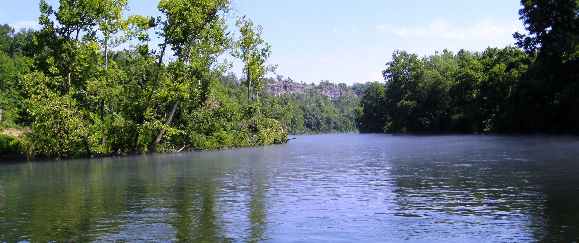 Norfork River Lake