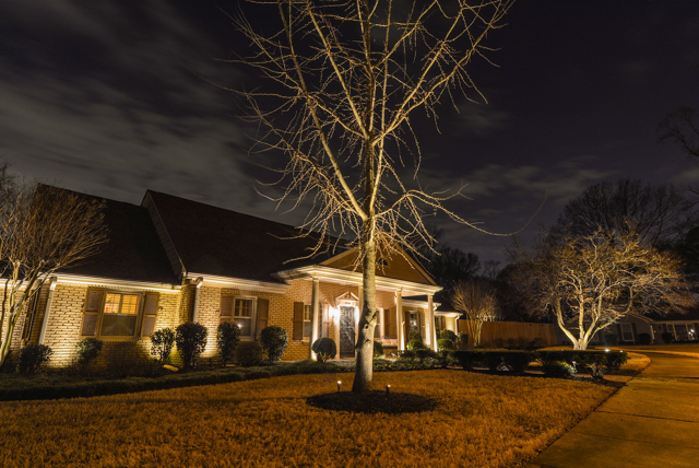 Portfolio mid south night lights below you can see just a few examples of the beautiful outdoor lighting we have done for other customers mozeypictures Image collections