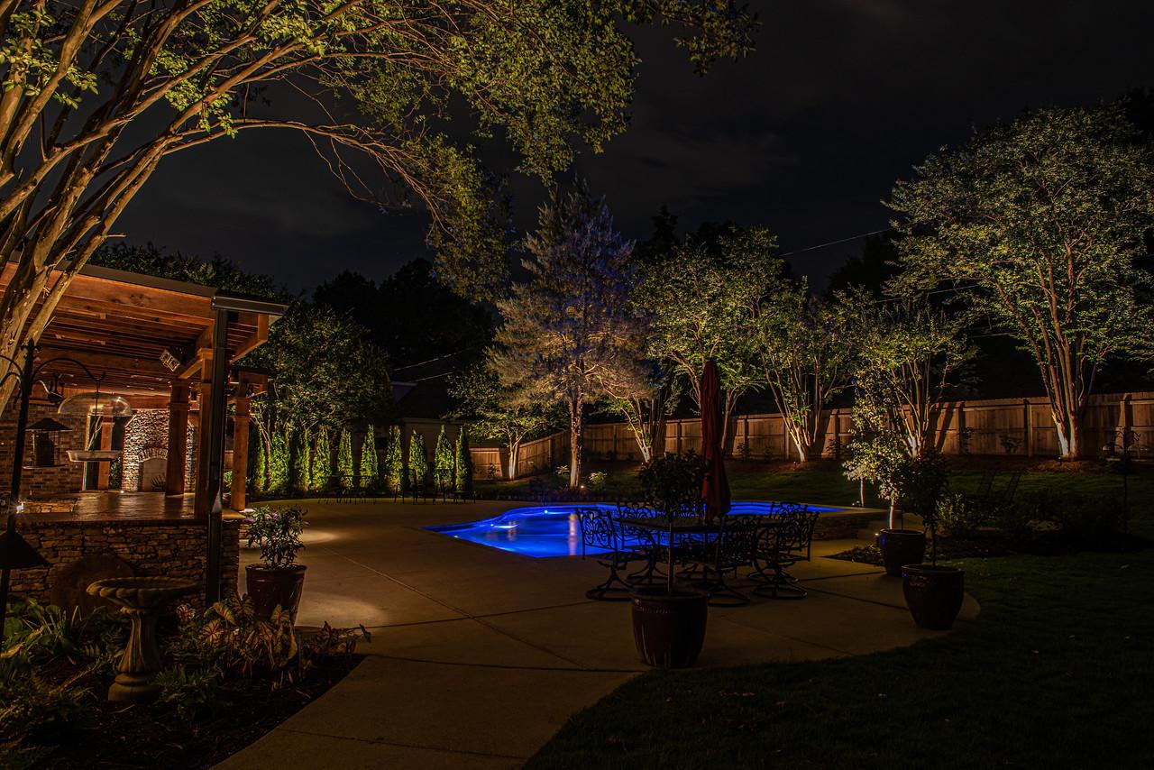 Outdoor Lighting in Memphis