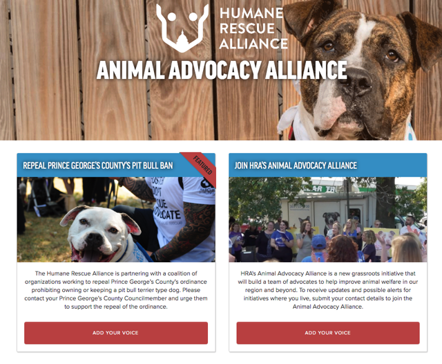 HRA animal advocacy alliance