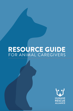 Resource Guide for Animal Caregivers
