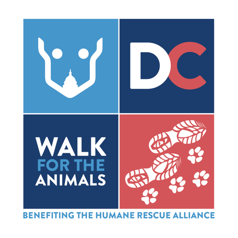 DC Walk for the Animals Logo