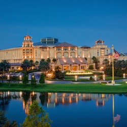 Luxurious Getaways: Gaylord Palm Orland