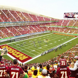 Sports & Entertainment: VIP Redskins Package