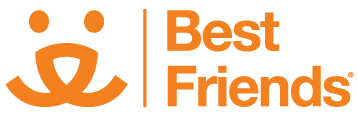 Best Friends Animal Logo